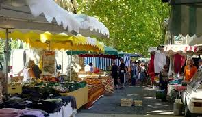 Local markets in France